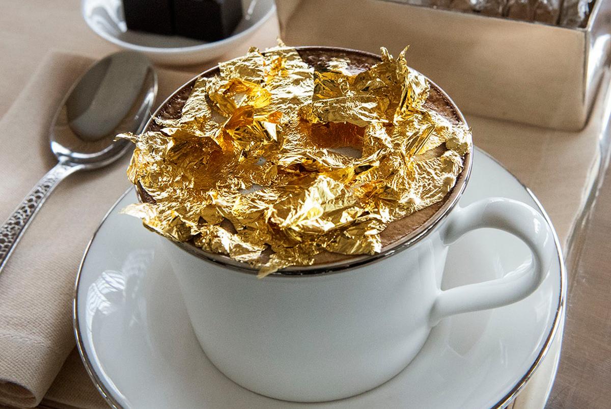 Waw! 7 Harga Makanan Terbuat Dari Emas Ini, Bisa Bikin Spot Jantung Lho