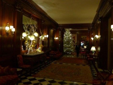 Hotel Raphael Paris