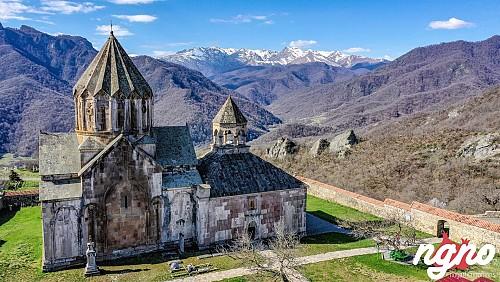 NGNO Mechwar Armenia & Artsakh 2019: Vlogs and Stories (Episode Coming Soon)