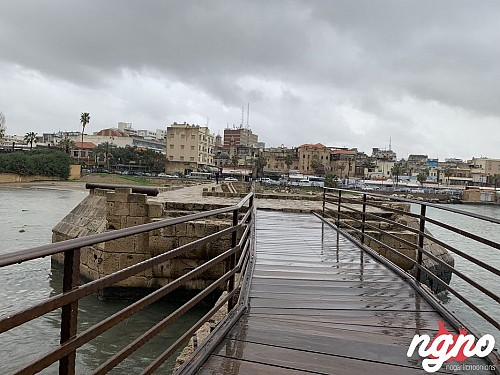 Walking in Saida: The City of a Million Stories. (Enjoy Hundreds of Photos)