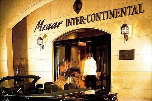 Mzaar, Hotel
