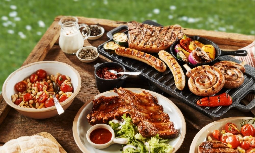 Food You Should Have At a Cookout :: NoGarlicNoOnions: Restaurant, Food, and Travel Stories